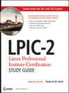 LPIC-2 Linux Professional Institute Certification Study Guide (eBook): Exams 201 and 202